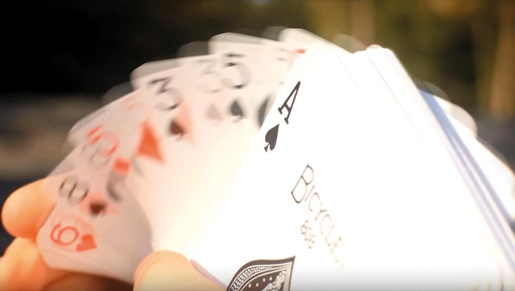 Jon Spade Magicien promotional video